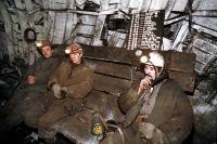 Таким был труд шахтеров десятилетия назад.