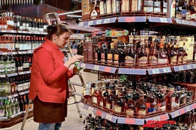 Медики опасаются, что алкоголь будут закупать впрок.