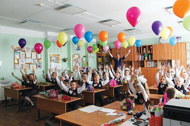«Школьные» ряды в 2019 году пополнят четыре школы - в регионе откроется три новых учебных заведения.