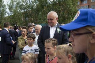 Сергей Цивилев на встречах с жителями старается отвечать на все вопросы.