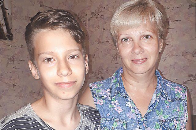 Сын Иван стал спасителем для Светланы.