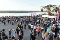 Главной площадкой празднования стала Соборная площадь в Перми.