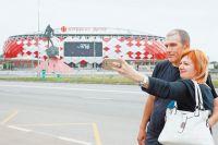 Арена клуба «Спартак» стала достопримечательностью Покровского-Стрешнева.