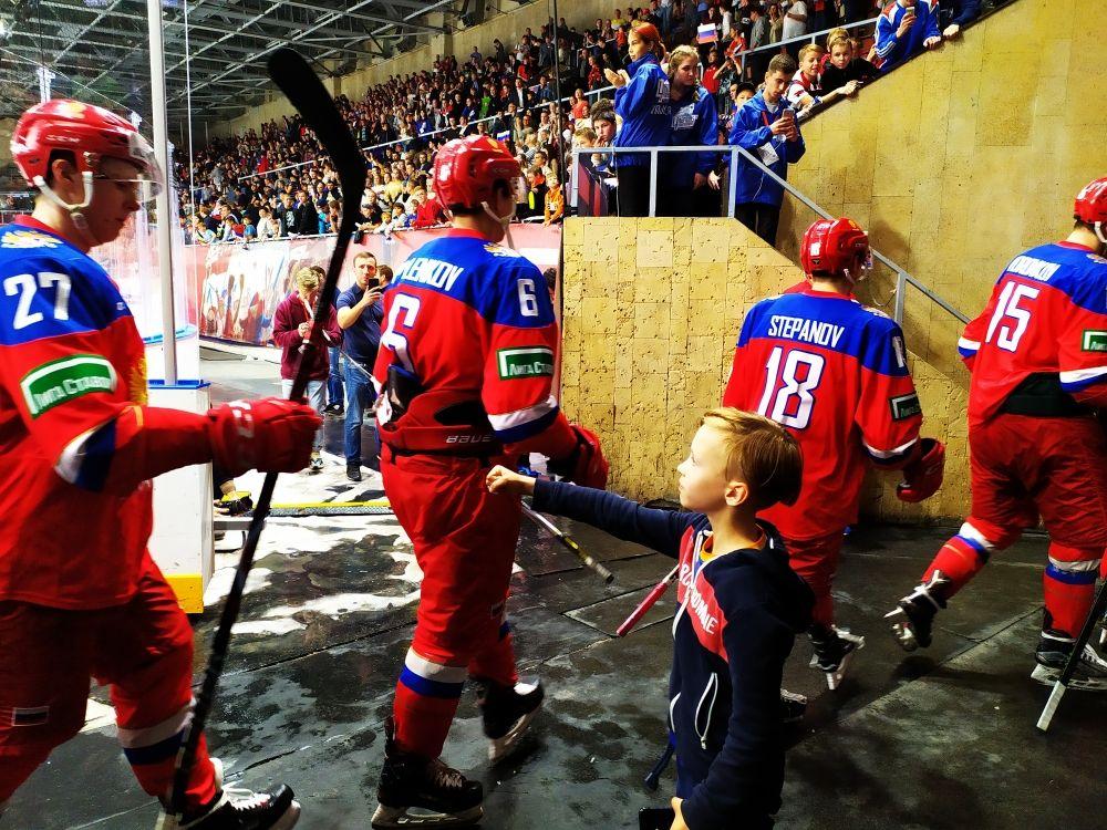 24 августа россияне на турнире сыграют со шведами.