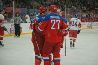 Во второй игровой день 24 августа на турнире в Перми россияне сыграют со шведами, а финны с чехами.