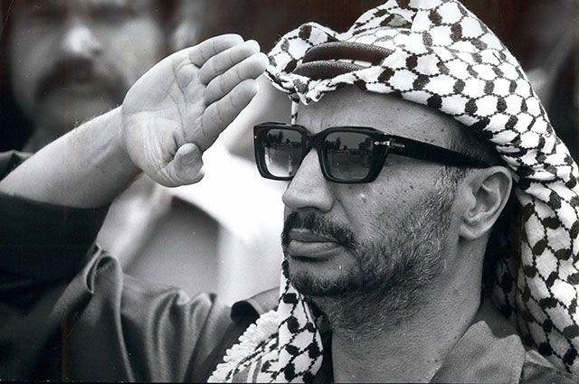 Ясир Арафат, 1972 г.