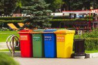 У петербуржцев есть возможность сдавать мусор на переработку.