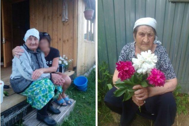 Она ушла из дома 18 августа по улице Октябрьской.