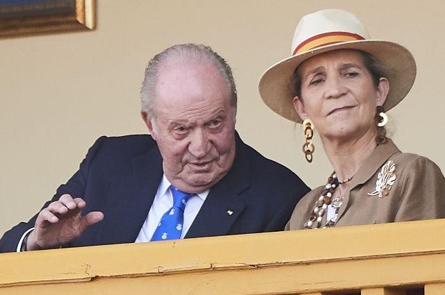 Испанский король Хуан Карлос перенес операцию на сердце