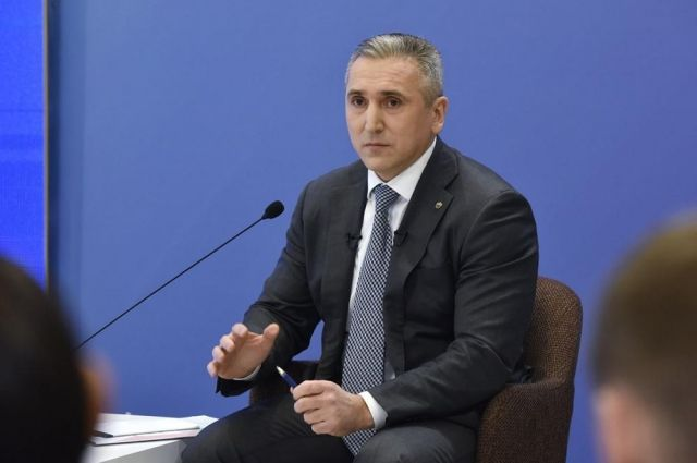 Губернатор Тюменской области принял участие в августовском педсовете