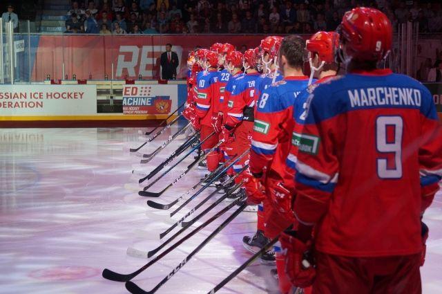 Сегодня в Перми пройдёт заключительный матч российской сборной.
