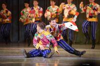 Прославленный коллектив представит американской публике известные постановки выдающегося хореографа.