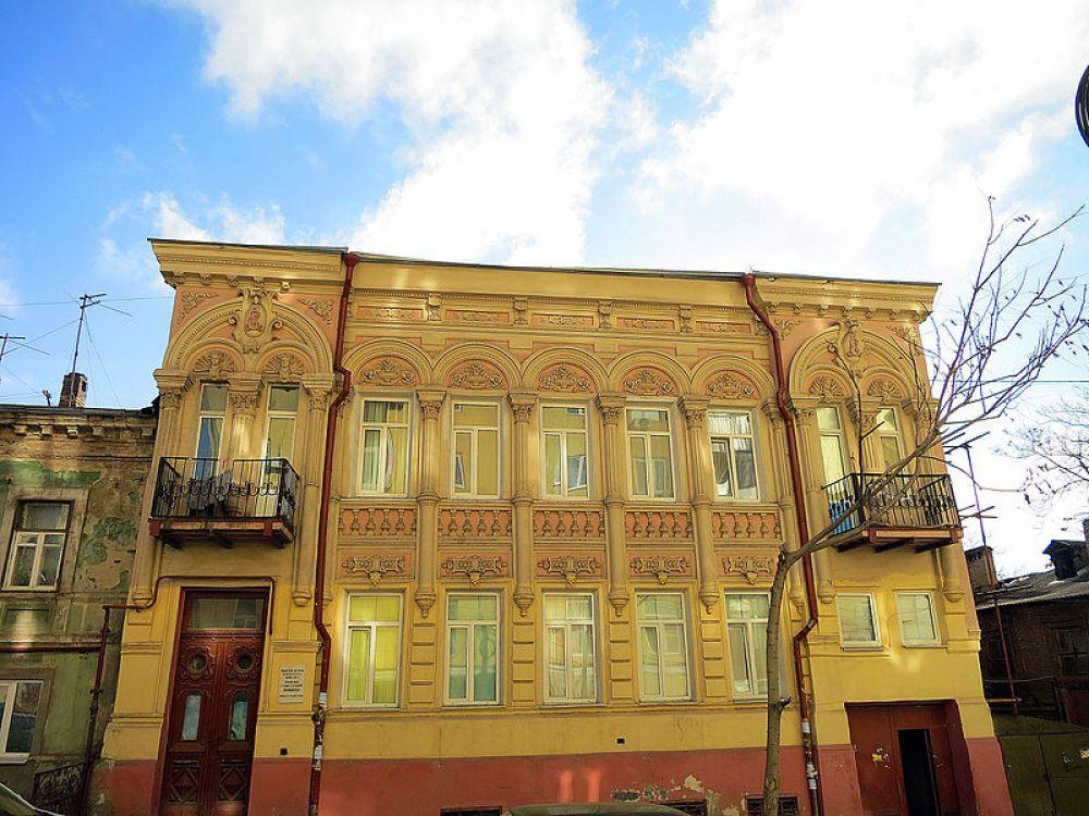 Доходный дом Степана Акимова, улица Ульяновская, дом 14.