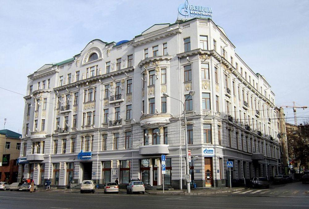 Доходный дом М.В. Ширмана, Ворошиловский проспект, дом 20