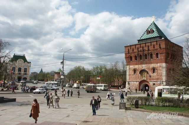 Нижегородский кремль после реконструкции сильно изменится.