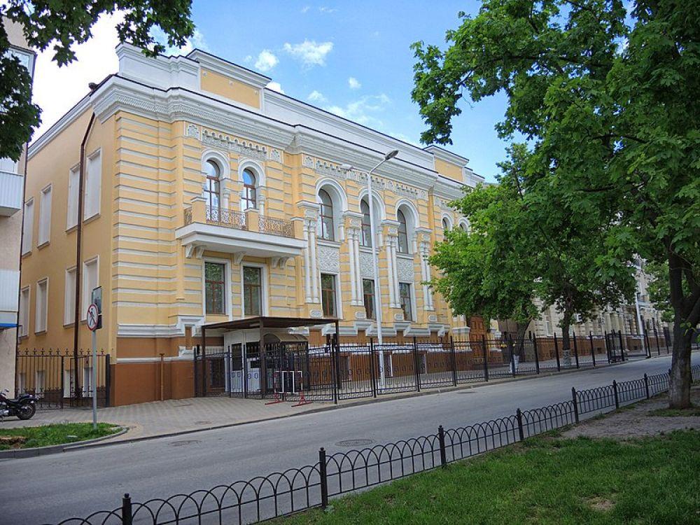 Доходный дом В.С. Кушнарёва, Пушкинская улица, дом 51.