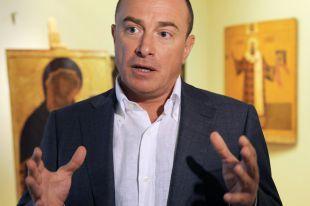 В Москве простились с основателем Музея русской иконы Михаилом Абрамовым