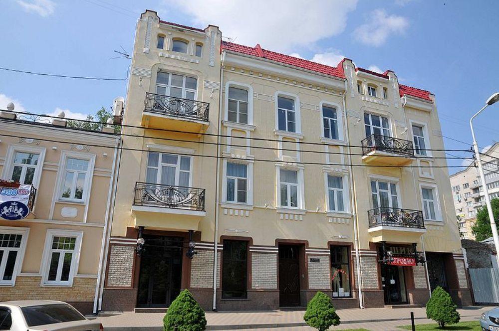 Доходный дом С.Н. Мнацакановой, Пушкинская улица, дом 65.