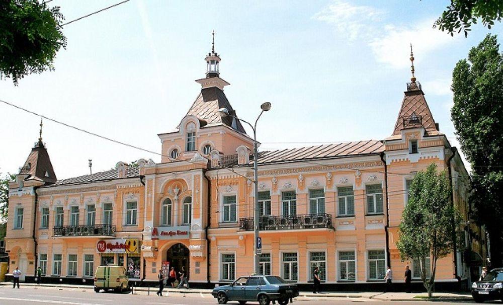Доходный дом С.И. Шендерова, Ворошиловский проспект, дом 33.