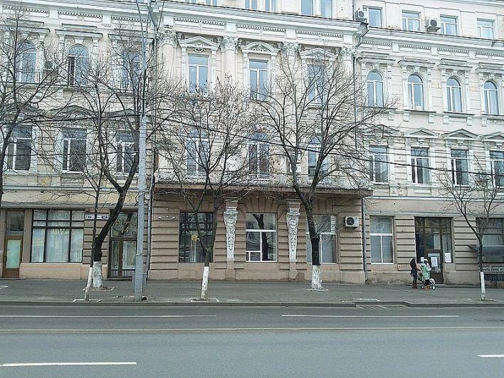 Доходный дом К.И. Яблокова, Б. Садовая, дом 42.
