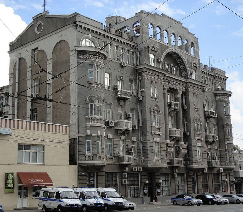 Доходный дом В.К. Чирикова, Будённовский проспект, дом 46.
