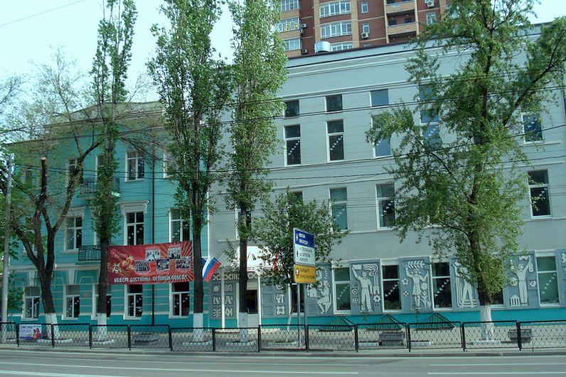 Доходный дом И.М. Трофименко, ул. Просвещения, дом 73.
