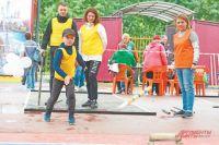 Городошным спортом можно начинать заниматься уже с 5 лет.