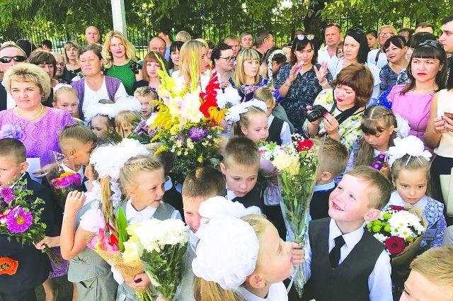 В Калининградской области в школу пойдут более 14 тыс. первоклассников