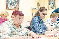 Преподаватель студии рисования Анна Чаянкова старается помочь раскрыть творческий потенциал каждого.
