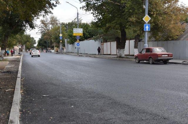 В Оренбурге ул. Максима Горького откроют для автомобилистов до 1 сентября