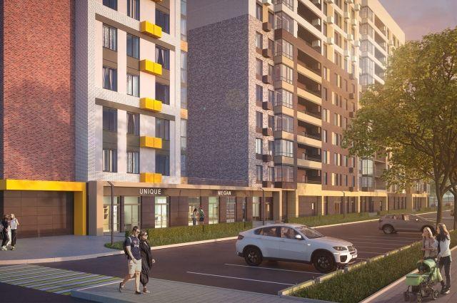 Тюменский жилой комплекс попал в ТОП-100 новостроек страны