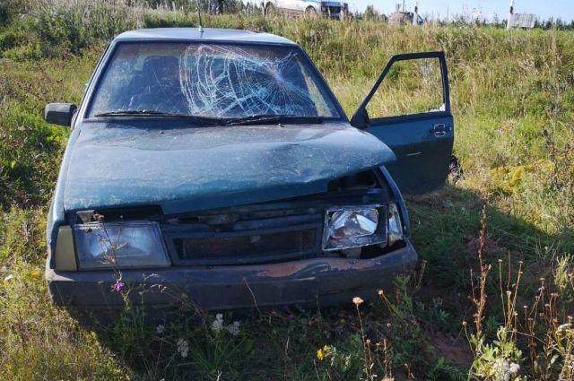 В Удмуртии в аварии погиб 25-летний водитель без прав