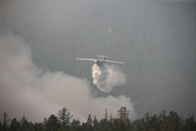 Самолёты вернулись из Красноярска на военную базу.