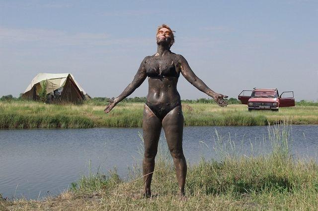 В Ростовской области путешествия можно совмещать с лечением уникальной грязью и солями.