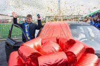 Лучшим горняком 2019 года стал взрывник Кировского рудника Иван Чеботарёв.