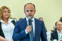 Алексей Самсонов выступил на деловом завтраке.
