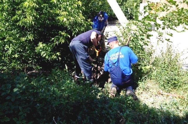 Тело дачника обнаружили в 7 км от дома.