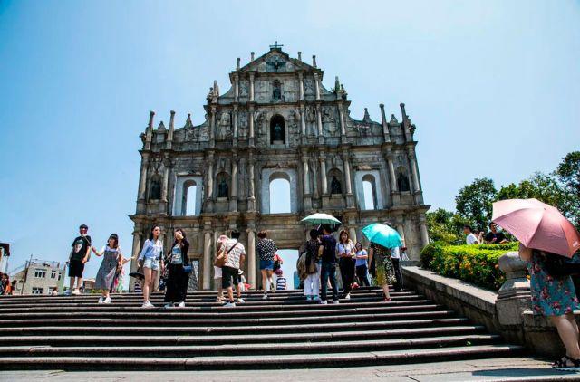 Места, где туристам есть, где погулять, на что посмотреть.