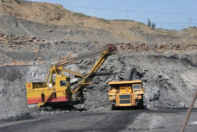 На территории города работают девять угольных разрезов и пять обогатительных предприятий по переработке угля.