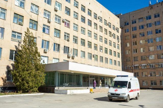Реорганизация больницы завершится в 2021 году.