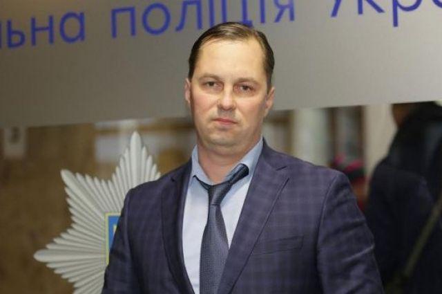 НАБУ выдвинуло обвинения против экс-начальника полиции Одесской области