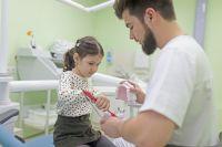 К маленьким пациентам в «Кристалле» особый подход.