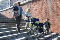 Размер пособия многодетным семьям не изменился – 10 289 руб.