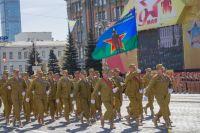 Екатеринбург – первый город России, где в параде Победы принимают участие ветераны Афганистана.
