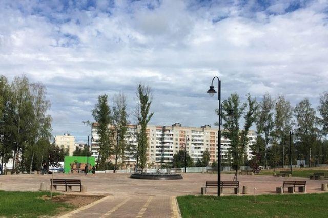 Рядом с парком «Соловьиная роща» появятся удобные парковки для велосипедов.