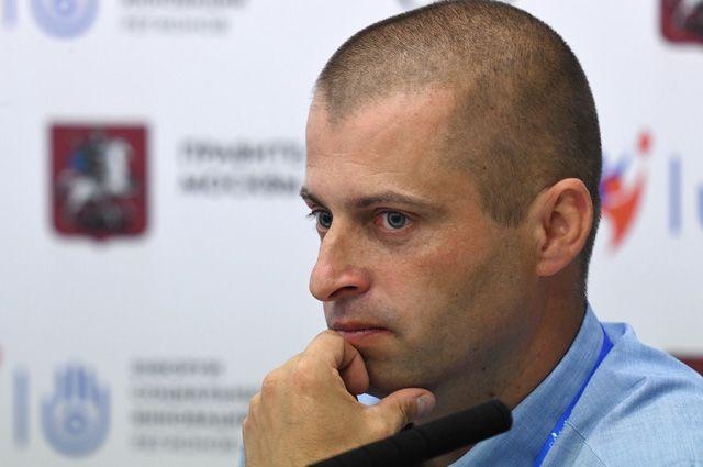 Григорий Куксин.