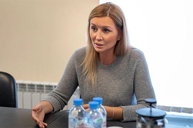 Глава АСИ Светлана Чупшева.