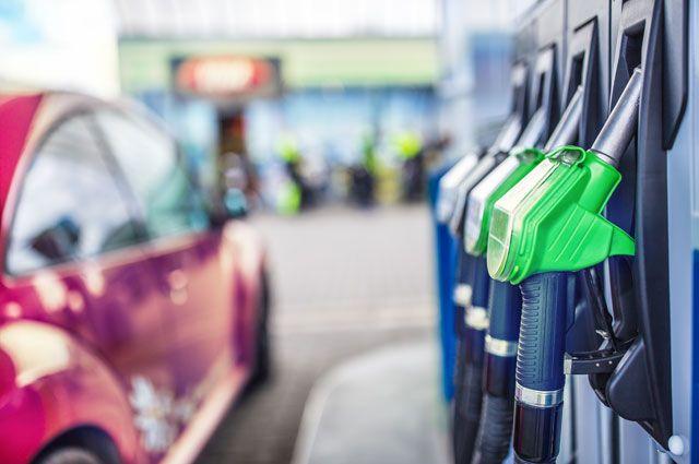 Цены на топливо выросли в среднем на 1,8%.