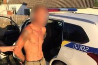 В Черкасской области мужчина ранил дочь ножом и бросил сына в колодец
