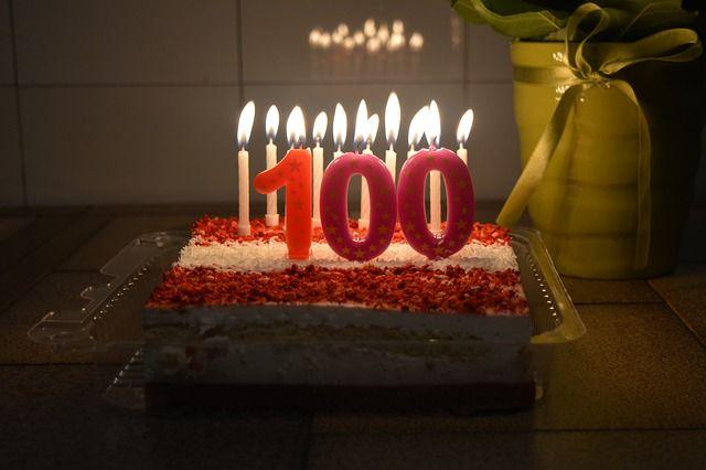 Жительница Калининграда в сентябре отметит 100-летний юбилей